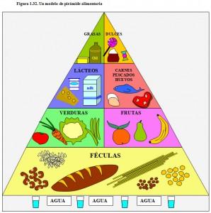 F.1.32. Pirámide alimentaria