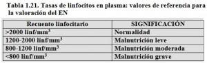T.1.21. Linfocitos plasma referencia